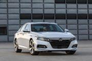 2018 Honda Accord Hybrid specs