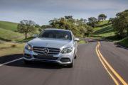 2018 Mercedes-Benz C-Class Hybrid front