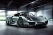 2018 Porsche 918 Spyder Plug-In Hybrid front