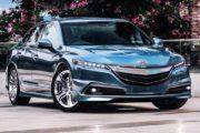 2018 Acura RLX Sport Hybrid specs