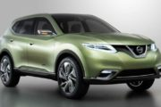 2018 Nissan Rogue Hybrid front