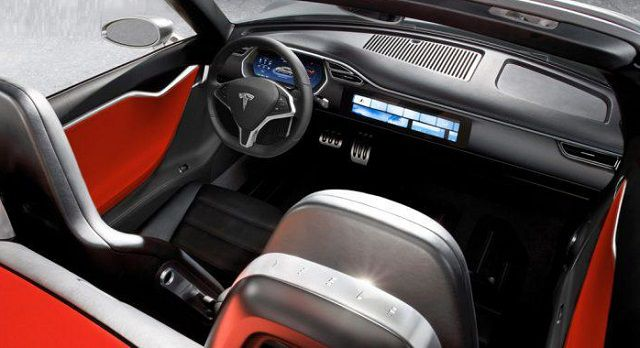 2018 tesla sports car.  sports 2018 tesla roadster interior in tesla sports car a