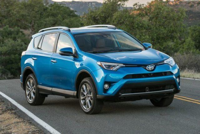 2018 Toyota RAV4 Hybrid Release Date, MPG - 2018-2019 New Hybrid Cars