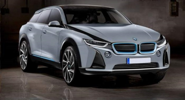 2018 bmw i5. unique 2018 2018 bmw i5 suv front view to