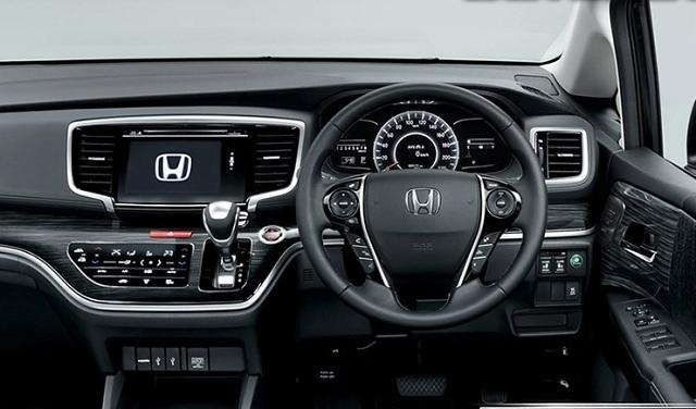 honda odyssey hybrid release date mpg specs price