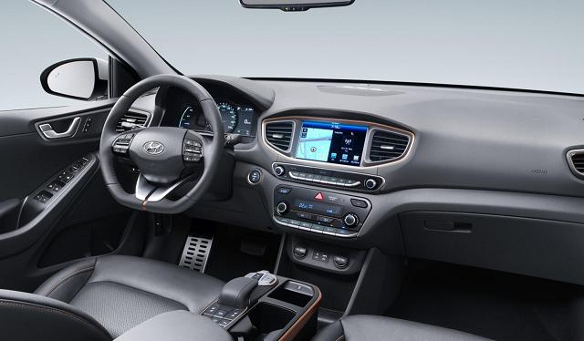 2018 hyundai hybrid. unique 2018 2018 hyundai ioniq hybrid interior for hyundai hybrid