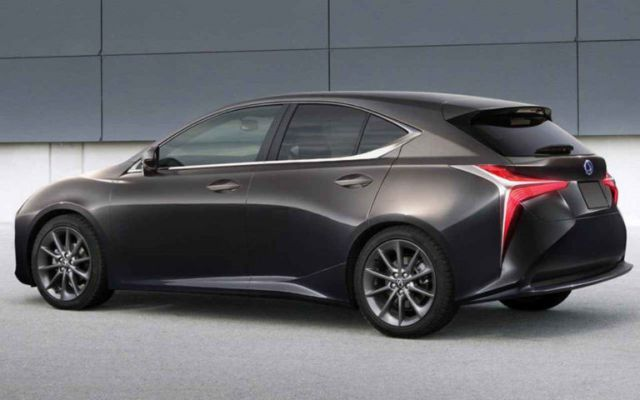 2018 Lexus CT200h Hybrid - 2018-2019 New Hybrid Cars