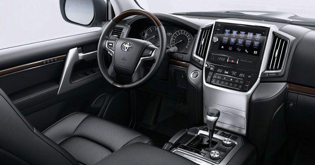 2018 Toyota Land Cruiser Hybrid Specs Release Date 2018