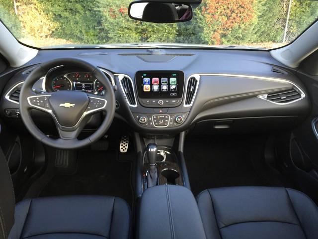 2018 Chevrolet Malibu Hybrid Interior New Hybrid Cars