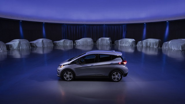 GM will add 20 EVs and fuel-cell cars to lineup by 2023