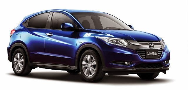 2018 Honda Vezel Hybrid - review, specs, interior, release date, price