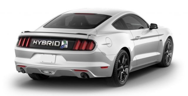 2020 Ford Mustang Hybrid Confirmed by Company - 2018-2019 New Hybrid Cars